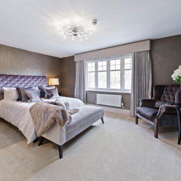 Surrey Hills – Bedroom Redecoration