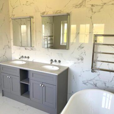 Cobham Fairmile – Complete Bathroom Design & Refurbishment