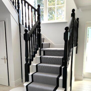 Cobham Village – Staircase Transformation