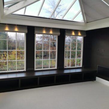 Headley Orangery – Interior Design